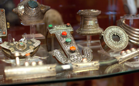 Amuletten dozen - Tibet
