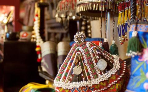 Bruidskapje Nuristan
