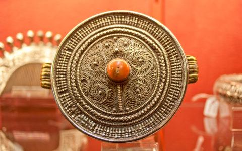 Amuletten doos - Tibet