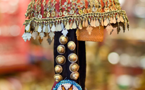 Bruidskapje - Afghanistan