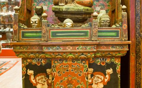Altaar - Tibet