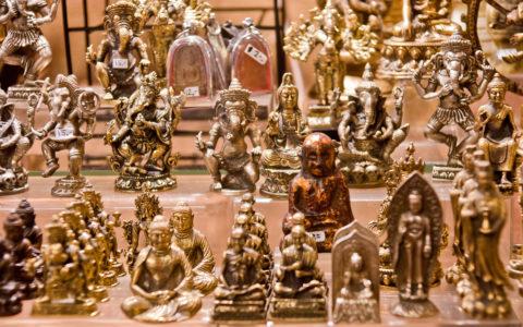 Boeddha's - diverse landen