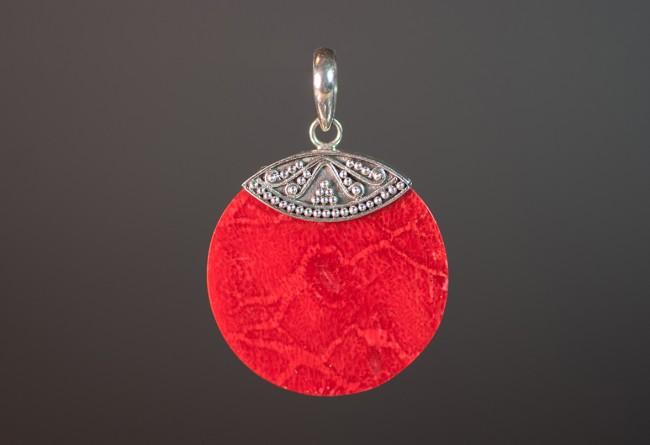 hanger rood schuimkoraal