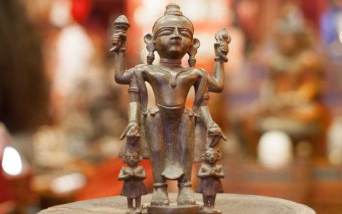 Krisnha brons - India