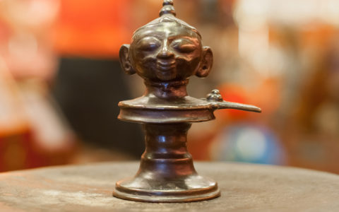 Shiva brons oud - India