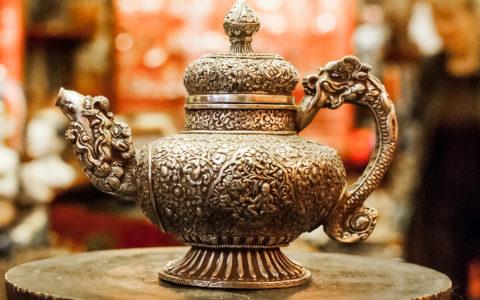 Changpot metaal - Tibet