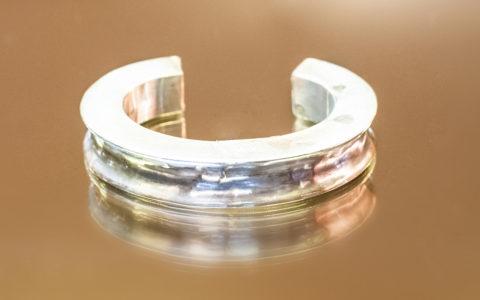 Armband zilver - Indonesië