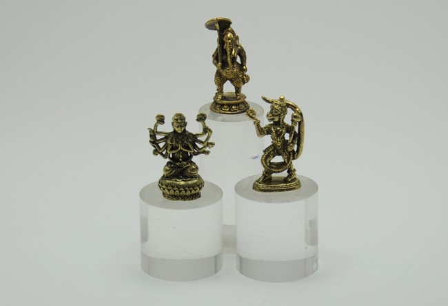 Kleine boeddha's