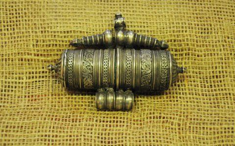Amulet doos - Bhutan